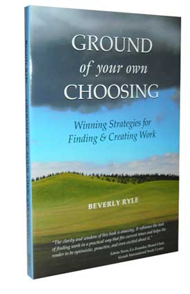 Ground of Your Own Choosing Book Cover
